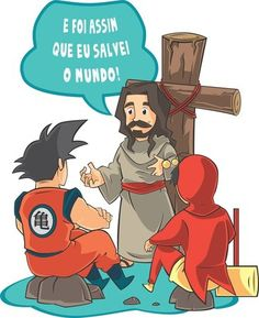 Jesus Salvador, versadeiro herói!