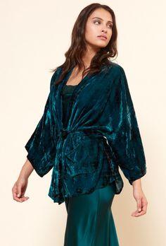 914aa42e26f kimono Suzon. Tous les KIMONOS   PONCHOS Mes Demoiselles... Paris