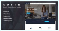 21 Best Bootstrap Templates
