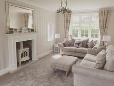 Laura Ashley home decor - living room