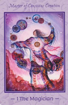 Spiritual Tarot Reading Cards ~ Willow Arlenea
