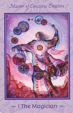 Spiritual Tarot Reading Cards ~ Willow Arlenea