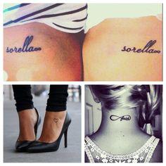 Beautiful Future Tattoos!