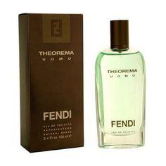 Fendi Theorema Uomo By Fendi For Men Eau de̴ Toilette spray 3.4 Oz