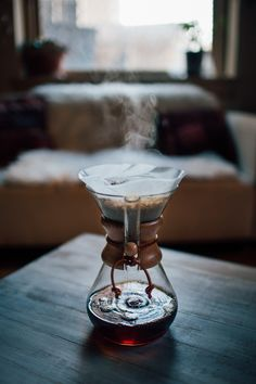 Coffee - I can almost smell it :)