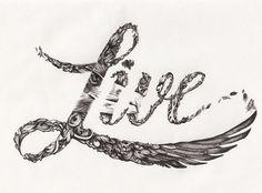 Live  logo and typography inspiration   digital media arts college   www.dmac.edu   561.391.1148