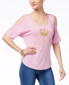 Thalia Sodi Reina Mommy & Me T-Shirt, Only at Macy's