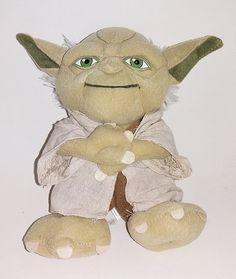 Boneco Yoda Star Wars Pronta Entrega