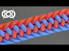 How to make a Lucid Dream Paracord Bracelet - YouTube