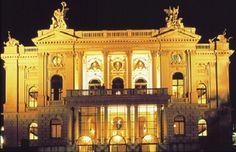 Opernhaus, Zürich