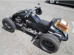 Custom Bikes, Custom Cars, Volkswagen, Karts, Reverse Trike, Trike Motorcycle, Drift Trike, Engin, Mini Bike