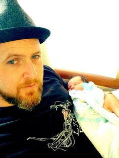 A.J. Buckley Welcomes First Child: Willow Phoenix Buckley