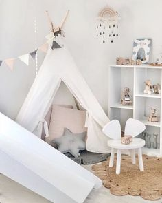 """Georgie Ludlow on Instagram: """"The perfect space for lots of play and a little bit of rest! Almost everything in stock."""" Nursery Room, Boy Room, Nursery Decor, Nursery Ideas, Room Ideas, Playroom Decor, Kids Decor, Pastel Girls Room, Mens Room Decor"""