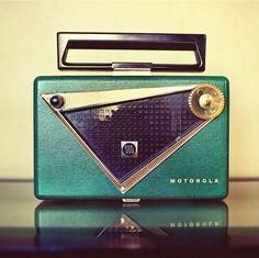 Motorola Transistor Radio