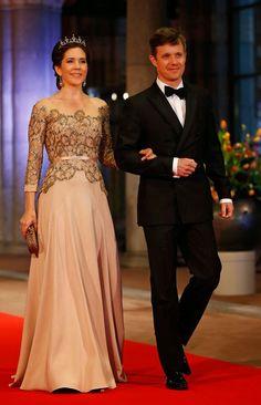 Reines & Princesses: Le dressing de Mary
