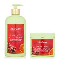 GRANATAPFEL BLUTORANGE - Duschgel und Körpercreme Orange Sanguine, Shampoo, Soap, Personal Care, Bottle, Shower, Blood Orange, Pomegranate, Fresh