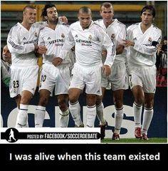 Real Madrid Dream Team