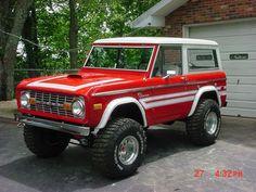 diesel trucks ford #Fordtrucks Old Ford Bronco, Bronco Truck, Ford Ranger Truck, Jeep Truck, Diesel Trucks, Pickup Trucks, Early Bronco, Ford Diesel, Truck Drivers