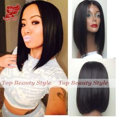Find More Synthetic Wigs Information about Fashion Free Shipping Silky Straight Short Cut Bob Wigs With Baby Hair Heat Resistant Synthetic Lace Front Wig For Black Women,High Quality clip in hair clips,China clip strap Suppliers, Cheap clip in colored human hair extensions from Princess hair Co., Ltd on Aliexpress.com