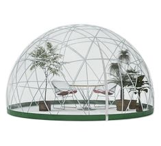 360° Garden Igloo