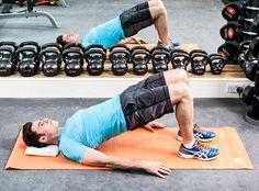 Híd gyakorlat a hátfájás ellen Tabata, Gym Equipment, Fitness, Sports, Exercises, Google, Hs Sports, Exercise Routines, Tabata Workouts