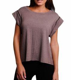 $18.99 On Sale Today 3/1. Zaria -- Fashion Zippered Sleeve shirt with the low high hem. www.SassyRiley.com