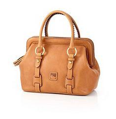 Retired Dooney Bourke handbags satchels dooney bourke natural ...