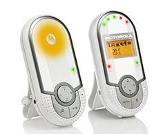 ¡Chollo! Vigilabebés Motorola MBP16 de audio por 20 euros. 71% de descuento.