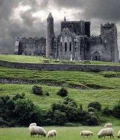 St. Patrick's Rock of Cashel, Ireland