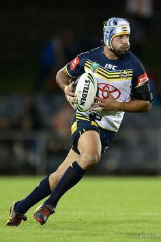 Johnathan Thurston, great player and ultimate competitor Johnathan Thurston, National Rugby League, Australian Football, Best Football Players, Star Wars, Best Player, Sport, Broncos, Cowboys