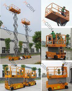 10m 12m self propelled scissor lift test. Free to contact us if any need.  Emai: mf@sinicmech.com Skype: mf.sinicmech.com