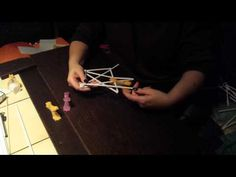 Manuela Papier Teelicht Halter - YouTube