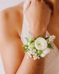 Image result for cuff corsage