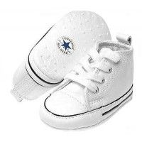 Converse Leather Infant Chuck Taylors