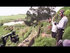The Hobbit - Behind the Scenes - Part 9, 14:05
