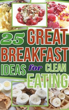 Want more easy healthy breakfast ideas? We have 25 of them. And they all satisfy… Want more easy healthy breakfast ideas? We have 25 of them. And they all satisfy the clean eating. 💥CLICK PIN AND FIND THEM 💥 Healthy Diet Snacks, Healthy Menu, Healthy Breakfast Smoothies, Easy Healthy Breakfast, Easy Healthy Recipes, Easy Meals, Healthy Eating, Tips And Tricks, Clean Eating Diet