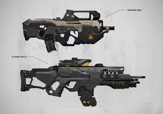 Guns2 by Nookiew.deviantart.com on @DeviantArt