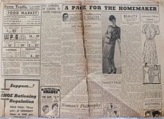 The Johnstown Tribune - World War II: February 17, 1943: ROMMEL'S FORCES ADVANCE 35 MILES IN THEIR DRIVE AGAINST AMERICANS' LINES