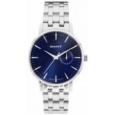 GANT W109215 Quartz Watch, Daniel Wellington, Omega Watch, Bracelet Watch, Watches, Accessories, Style, September, Wedding