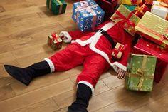 Aprendi que o homem tem quatro idades: quando acredita em Papai Noel, quando não acredita em Papai Noel, quando é o Papai Noel e quando se parece com Papai Noel.