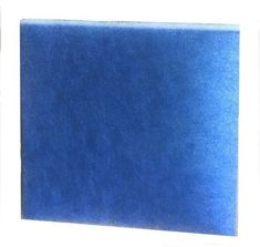 Whether you have a large or unusually shaped filter mat or just want to save money, bulk material is a great choice. Filter material is available by the foot or in larger rolls. Pond Filter Media, Pond Filters, Home And Garden, Blue And White, Ebay