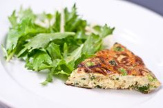Gojee - Broccoli Rabe and Caramelized Onion Frittata by [ No Recipes ]