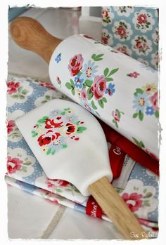 Floral Kitchen Design