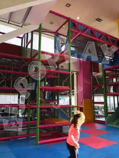 POWER TOWER Απο τη Europlaygrounds  Ο Power Tower είναι μια πρόκληση αναρρίχησης που είναι απόλυτη ανάγκη για οποιοδήποτε παιδότοπο. Επιτρέπει στα παιδιά να καταναλώνουν την ενέργεια τους και, το πιο σημαντικό, να τους δημιουργεί μια υγιή αίσθηση περιπέτειας και αυτοπεποίθησης. Εξισορρόπηση, αναρρίχηση, ανίχνευση: όλα αναπτύσσουν τους μυς, τον συντονισμό και την εμπιστοσύνη. Βοηθούν στην καταπολέμηση του καθιστικού τρόπου ζωής, με μια καλή δόση αντοχής και μυϊκής δύναμης. Baby Park, Soft Play, Indoor Playground, Fun, Lol, Funny