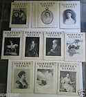 Harper's Weekly - 1902 - 10 Issues - 1902, Harper's, Issues, Weekly