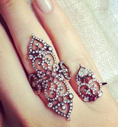 London-based jewelerSabine Ghanem