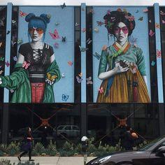 Φωτογραφία: #findac #streetart #losangeles #graffiti #art #streetartist #graf #urbanart #rsa_graffiti #rsa_preciousjunk #rsa_streetview #dsb_graff #artist #arte #arteurbano #be_one_urbanart #royalsnappingartists #tv_streetart #infamous_family #igla #LA #findac #ktown #koreatown (at Chinese Consulate-General, Los Angeles)