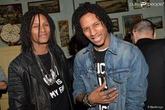 Les Twins Larry Wattpad | Les Twins Larry et Laurent Bourgeois assistent à la soirée Fashion ...
