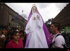 Holy Week Celebrations In Latin America And Spain (SLIDESHOW)