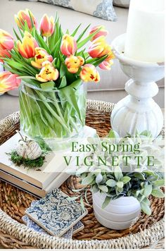 HOW TO CARE FOR CUT TULIPS SO THEY LAST LONGER